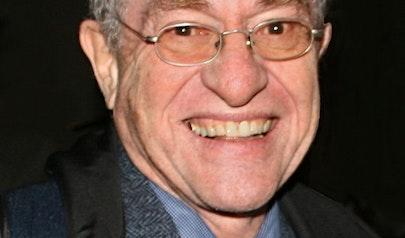 Alan Dershowitz photo
