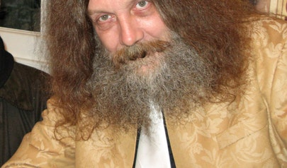 Alan Moore photo