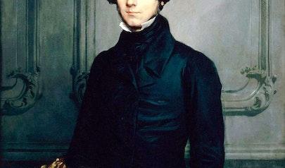Alexis de Tocqueville photo
