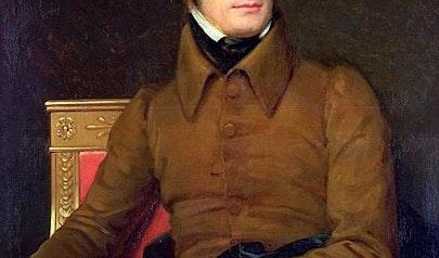 Alphonse de Lamartine photo