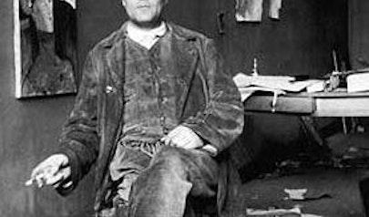 Amedeo Modigliani photo