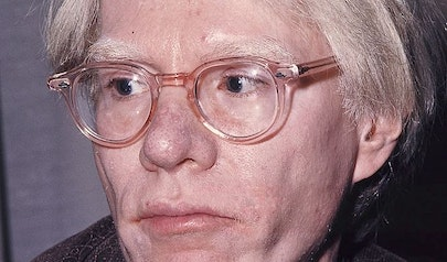 Andy Warhol photo