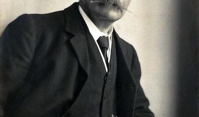Arthur Conan Doyle photo