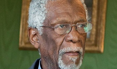 Bill Russell photo