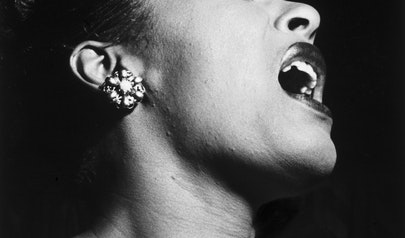 Billie Holiday photo