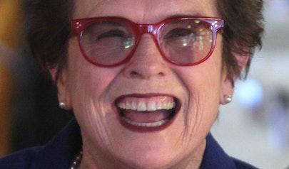 Billie Jean King photo