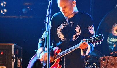 Billy Corgan photo
