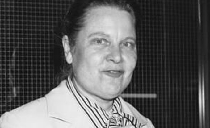 Charlotte Erickson