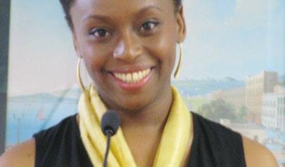 Chimamanda Ngozi Adichie photo