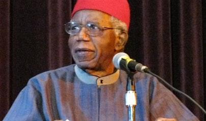 Chinua Achebe photo