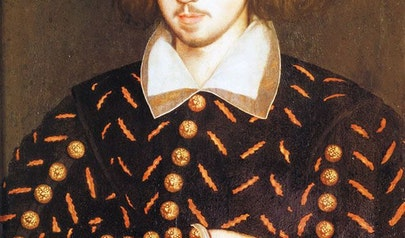Christopher Marlowe photo