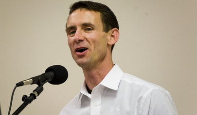 Chuck Palahniuk photo