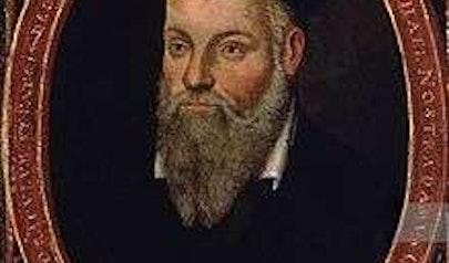 Nostradamus photo