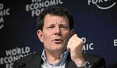 Nicholas Kristof photo