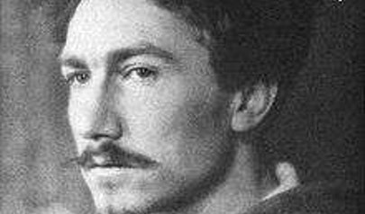 Ezra Pound photo
