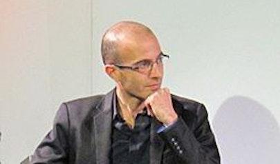 Yuval Noah Harari photo