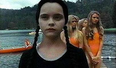 Wednesday Addams photo