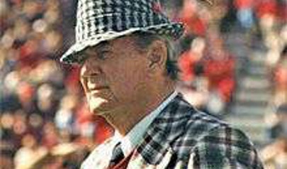 Bear Bryant photo