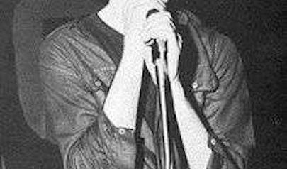 Ian Curtis photo
