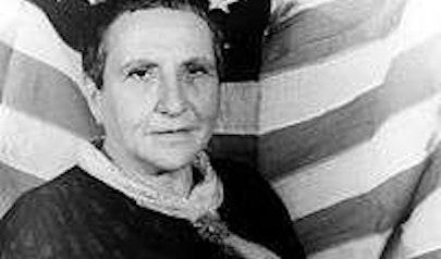 Gertrude Stein photo