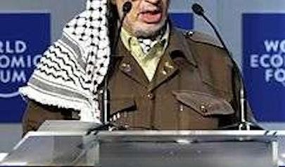 Yasser Arafat photo