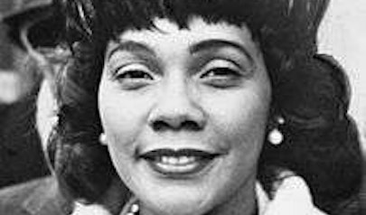 Coretta Scott King photo