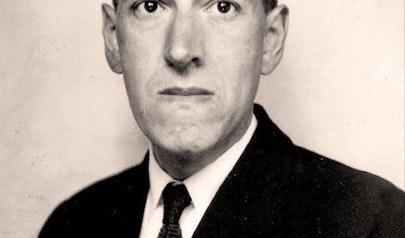 H. P. Lovecraft photo