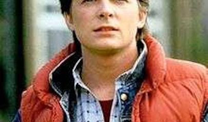 Marty McFly photo