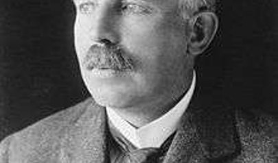 Ernest Rutherford photo