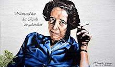 Hannah Arendt photo