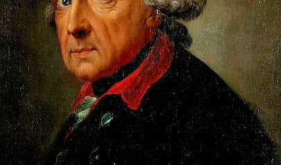 Frederick the Great photo