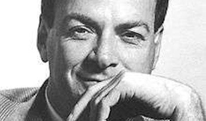 Richard Feynman photo