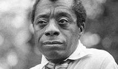 James Baldwin photo