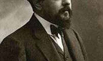 Claude Debussy photo