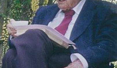 Hans-Georg Gadamer photo