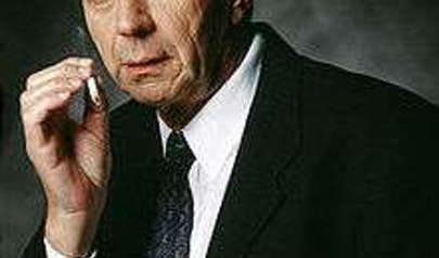 Cigarette Smoking Man photo