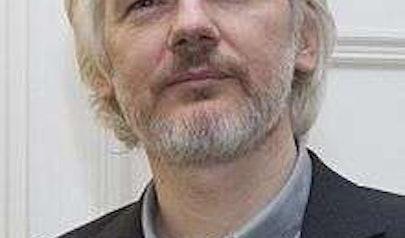 Julian Assange photo