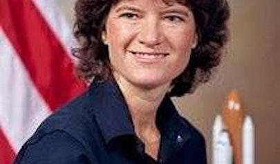 Sally Ride photo