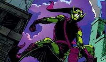 Green Goblin photo