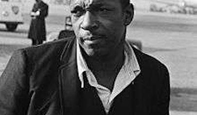 John Coltrane photo
