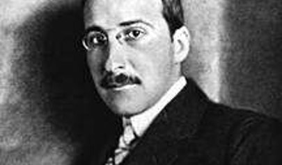 Stefan Zweig photo