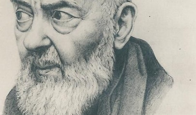 Padre Pio photo