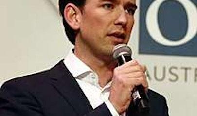 Sebastian Kurz photo