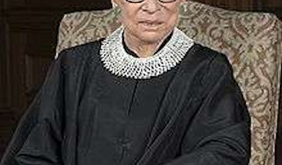 Ruth Bader Ginsburg photo