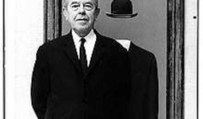 René Magritte photo