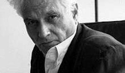 Jacques Derrida photo