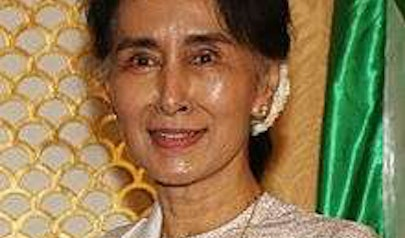 Aung San Suu Kyi photo