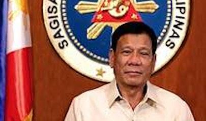 Rodrigo Duterte photo