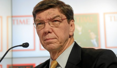 Clayton M. Christensen photo
