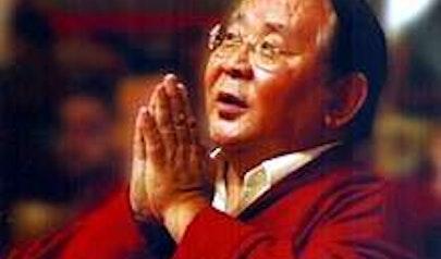 Sogyal Rinpoche photo